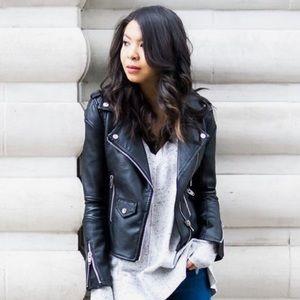 """✨Blank NYC """"EasyRider"""" Faux Leather Moto jacket ✨"""